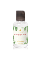 Thymes Frasier Fir Travel Hand Sanitizer