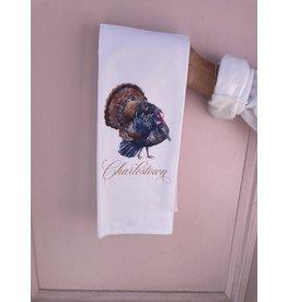 RoseanneBECK Collection Turkey Charlestown Tea Towel