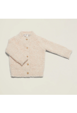 Barefoot Dreams CozyChic Infant Cardigan in Pink