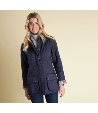 Barbour W's Beadnell Polarquilt Jacket