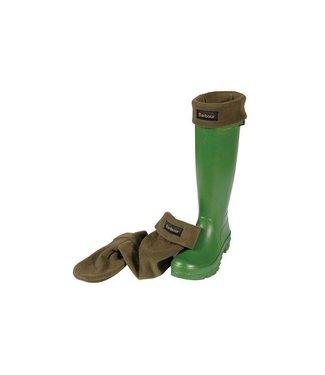 Barbour Fleece Wellington Sock
