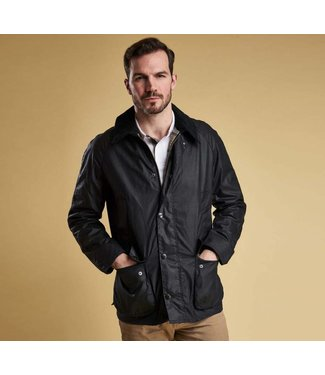 Barbour M's Ashby Wax Jacket