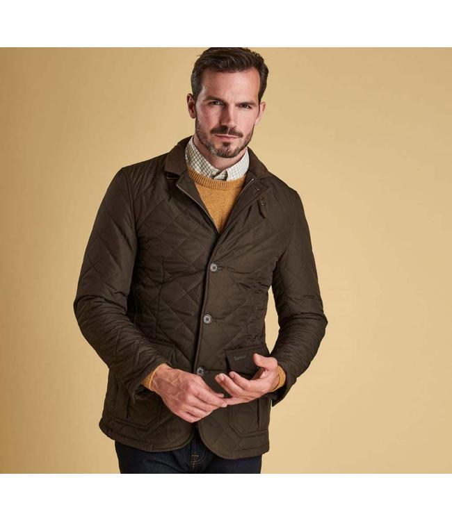Barbour M's Quilted Lutz