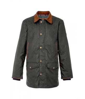M's Headford Waxed Cotton Jkt