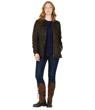 W's Mountrath Wax Cotton Jkt