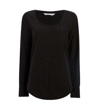 Woolrich W's Meadow Forks LS T-Shirt