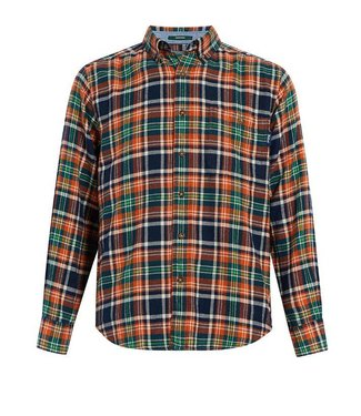 Woolrich M's Trout Run Plaid Flannel