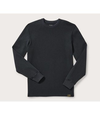 Filson M's Waffle Knit Thermal Crewneck