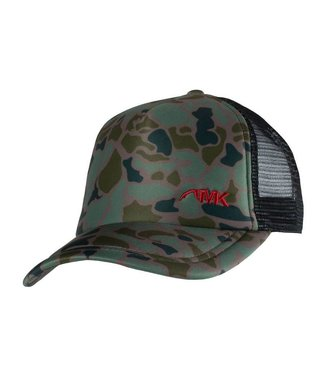 Mountain Khakis Camo Trucker Cap