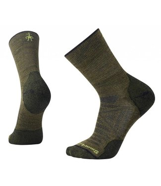 Smartwool M's PhD Outdoor Light Mid Crew Socks