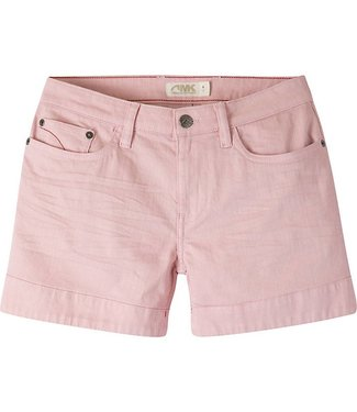 "Mountain Khakis W's Geneva Jean Short 4"""