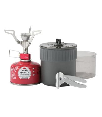 Cascade Designs Pocket Rocket 2 Stove Kit