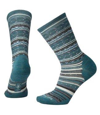 Smartwool W's Ethno Graphic Crew Socks