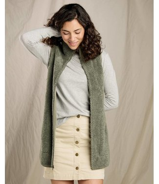 Toad & Co W's Allie Fleece Vest