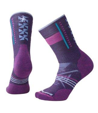 Smartwool W's PhD OD Medium Pattern Crew Socks