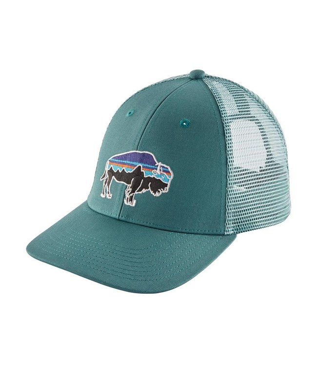 b8202130043dd Patagonia Fitz Roy Bison LoPro Trucker Hat - Quest Outdoors