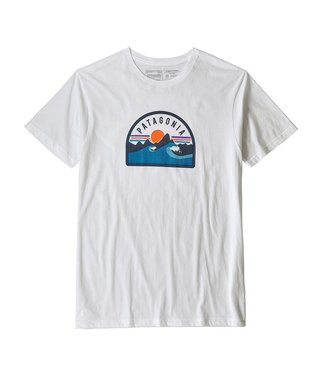 Patagonia M's Boardie Badge Organic T-Shirt