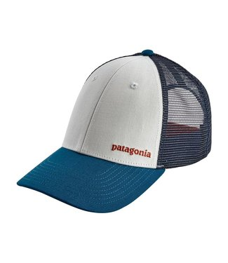 Patagonia Small Text Logo LoPro Trucker Hat. Quick shop 92bd97d89a62