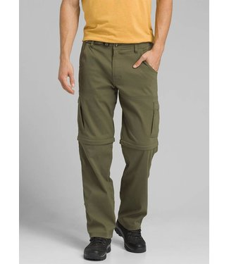 PrAna M's Stretch Zion Convertible Pant 32""