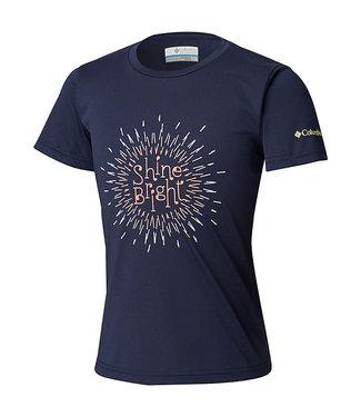 Columbia Sportswear Girls' Shine Brighter™ Short Sleeve Shirt