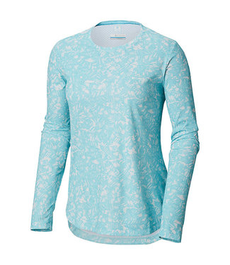 Columbia Sportswear W's Printed PFG Zero™ Long Sleeve