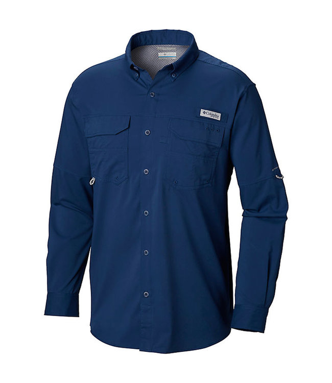 Columbia Sportswear M's Blood and Guts™ III LS Woven Shirt