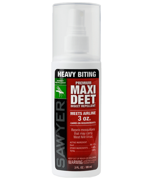 Maxi-Deet 100% 3oz Pump Spray