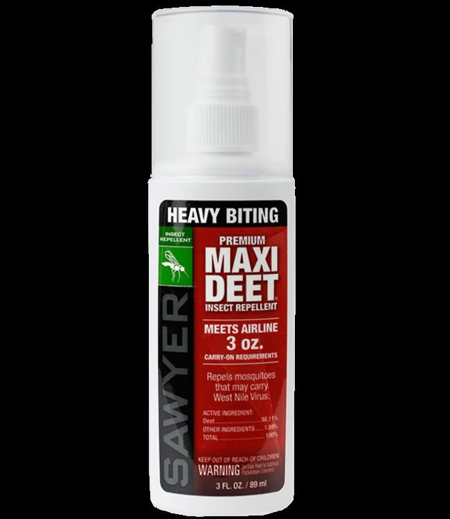 Maxi-Deet Topical Insect Repellant - 3 oz.