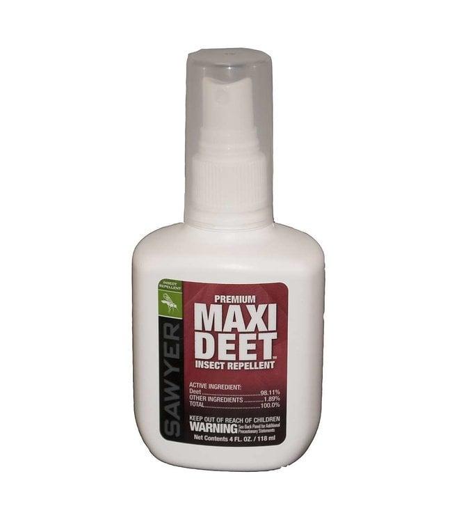 Maxi-Deet 100% 4oz Pump Spray