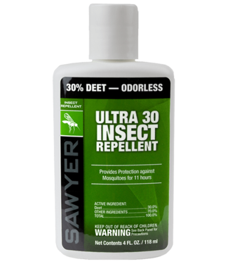 Ultra 30 Insect Repellant - 4 oz.