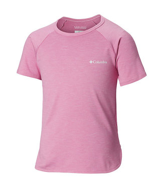 Columbia Sportswear Girls' Silver Ridge™ II Short Sleeve Tee