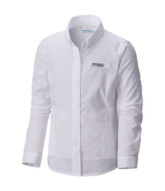Columbia Sportswear Girls' Tamiami™ Long Sleeve Shirt