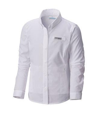 Columbia Sportswear Girls' Tamiami™ Long Sleeve Shirt