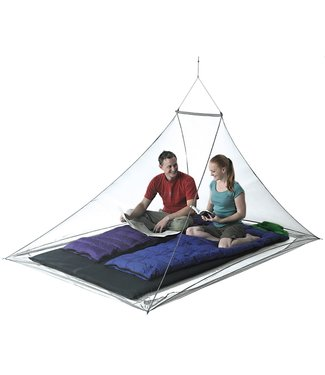 Sea to Summit Double Nano Pyramid Mosquito Net w/ Insect Shield