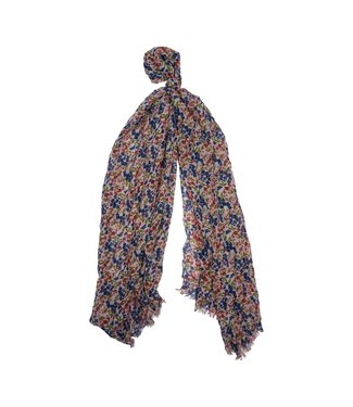 Barbour W's Country Floral Wrap