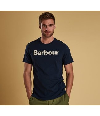 Barbour M's Logo Tee