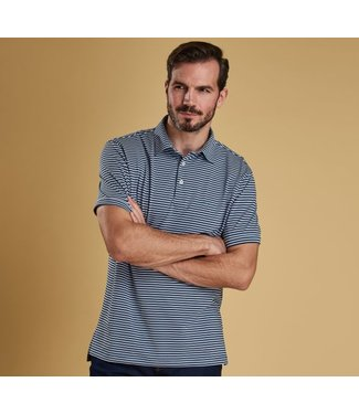 Barbour M's performance stripe 2 polo