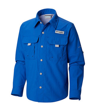 Columbia Sportswear Boys' Bahama™ Long Sleeve Shirt