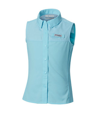 Columbia Sportswear Girls' Tamiami™ Sleeveless Shirt