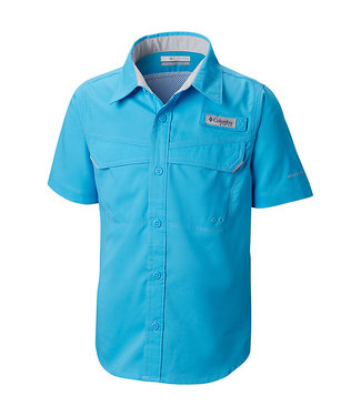 Columbia Sportswear Boys' Low Drag™ Short Sleeve Shirt