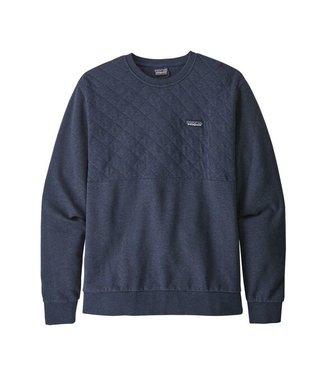 Patagonia M's Organic Cotton Quilt Crewneck Sweatshirt