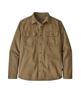Patagonia M's L/S Four Canyons Twill Shirt