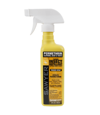 Permethrin Insect Repellant Treatment for Clothing/Gear - 12 oz.