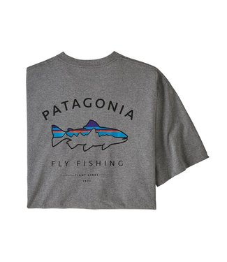 Patagonia M's Framed Fitz Roy Trout Responsibili-Tee