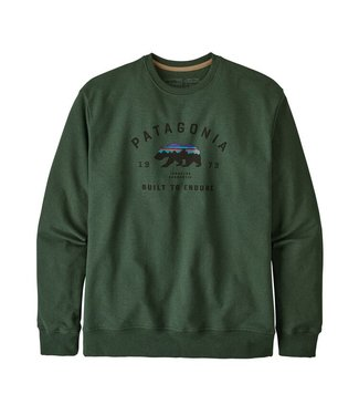 Patagonia M's Arched Fitz Roy Bear Uprisal Crew Sweatshirt