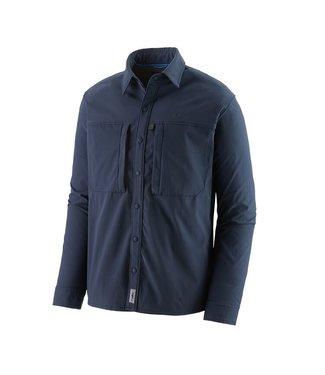 Patagonia M's L/S Snap-Dry Shirt