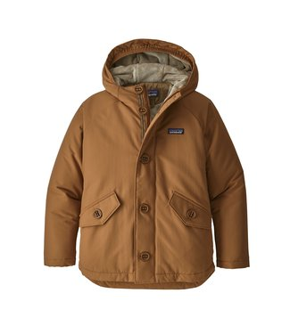 Patagonia Boys' Insulated Isthmus Jacket