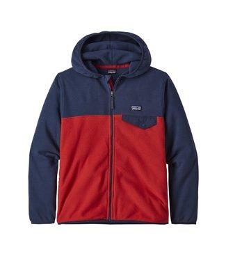 Patagonia Boys' Micro D Snap-T Jacket