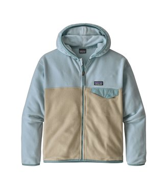 Patagonia Girls' Micro D Snap-T Jacket