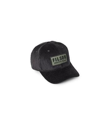 Filson M's Cord Logger Cap